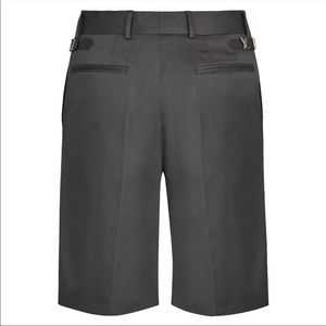 Louis Vuitton Shorts, Charcoal grey. US 34
